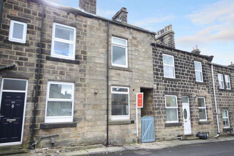 3 Bedrooms Terraced House for sale in Football, Yeadon, Leeds