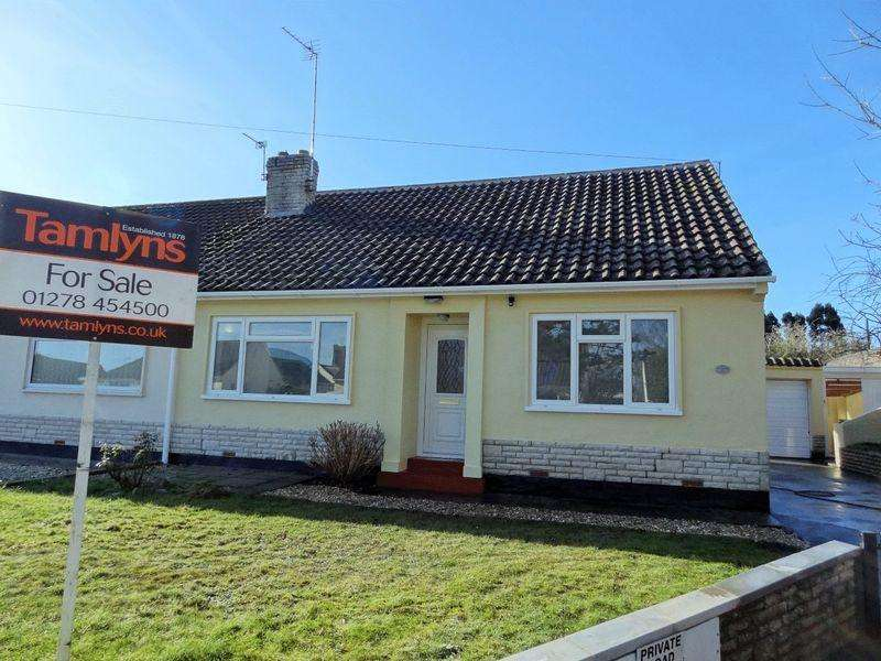 3 Bedrooms Semi Detached Bungalow for sale in Clifford Park, Cannington