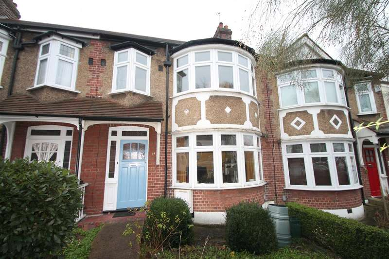 3 Bedrooms Terraced House for sale in Dawlish Avenue, Palmers Green, London N13