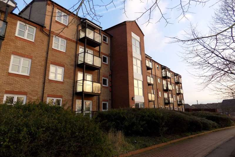 2 Bedrooms Flat for sale in Lakeside Boulevard, Doncaster, DN4