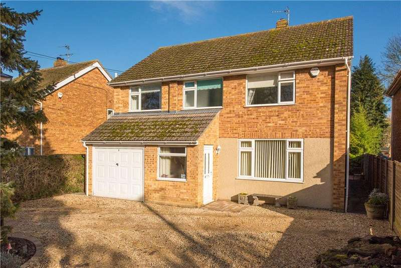 4 Bedrooms Detached House for sale in Oakley Lane, Chinnor, Oxfordshire