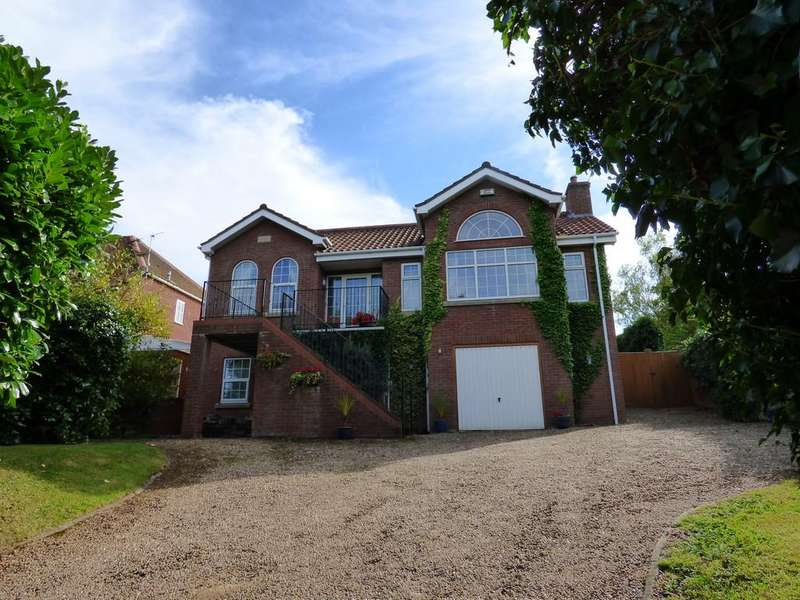 4 Bedrooms Detached House for rent in Brinkhill, Louth, LN11 8RA