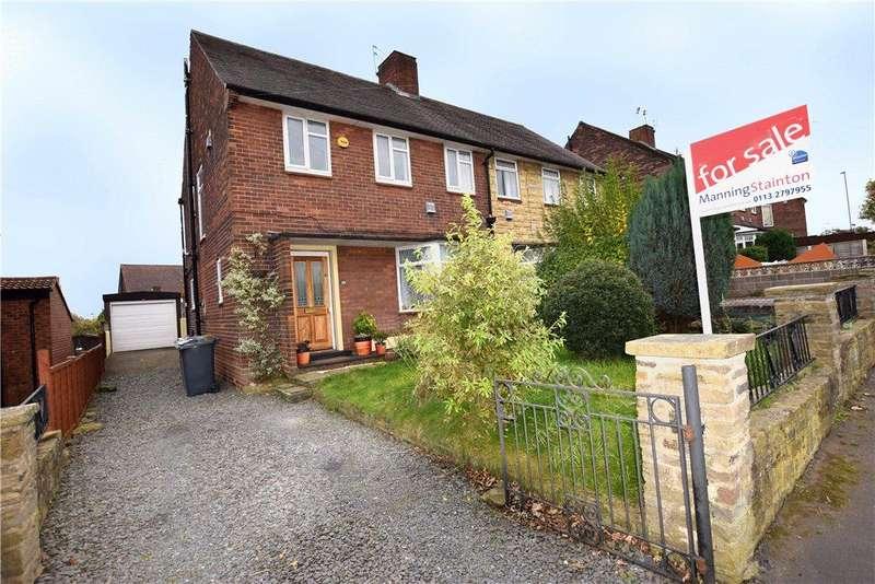 3 Bedrooms Semi Detached House for sale in Cockshott Lane, Leeds, West Yorkshire