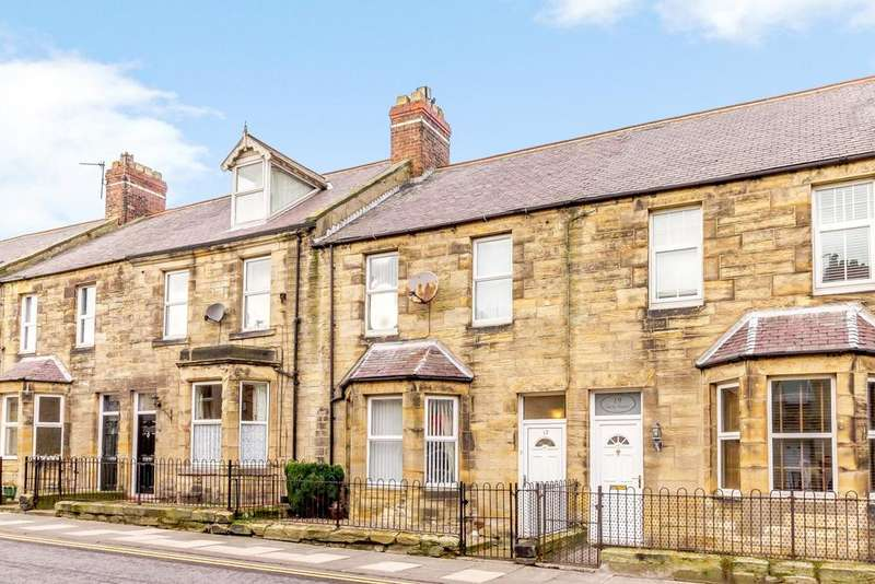 3 Bedrooms Terraced House for sale in Bede Street, Amble, Morpeth, Northumberland