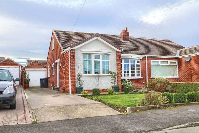2 Bedrooms Semi Detached Bungalow for sale in Severs Drive, Stainton