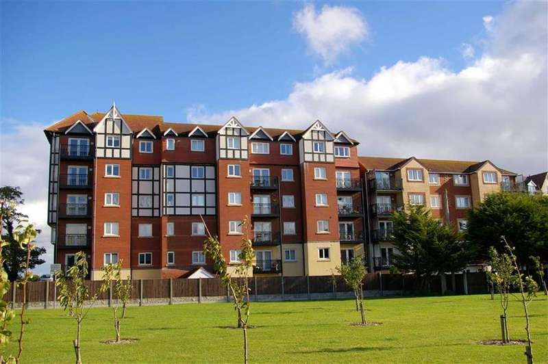 2 Bedrooms Apartment Flat for sale in Rhos Promenade, Rhos On Sea, Colwyn Bay