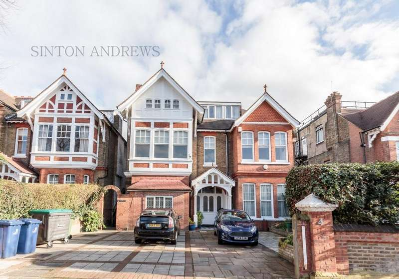 2 Bedrooms Flat for sale in Corfton Road, Ealing, W5