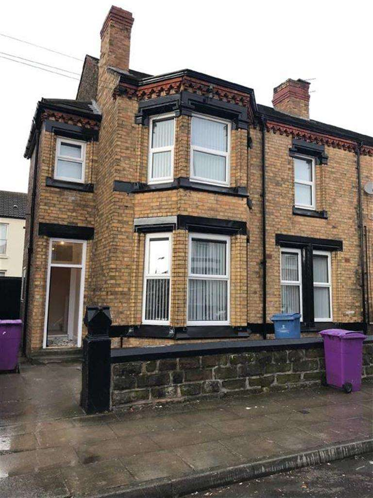 4 Bedrooms Semi Detached House for sale in Salisbury Road, Liverpool