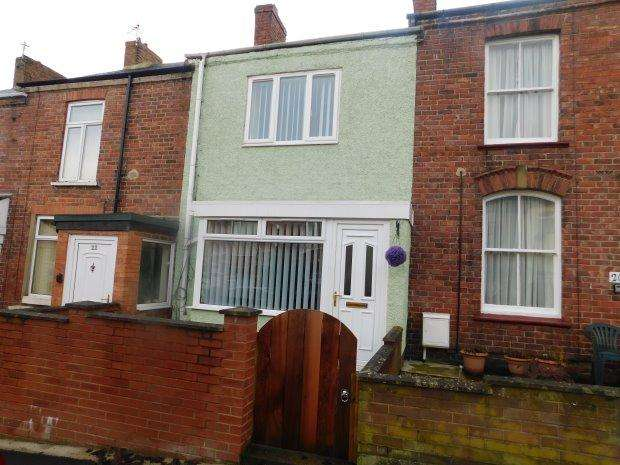 2 Bedrooms Terraced House for sale in NELSON STREET, BISHOP AUCKLAND, BISHOP AUCKLAND