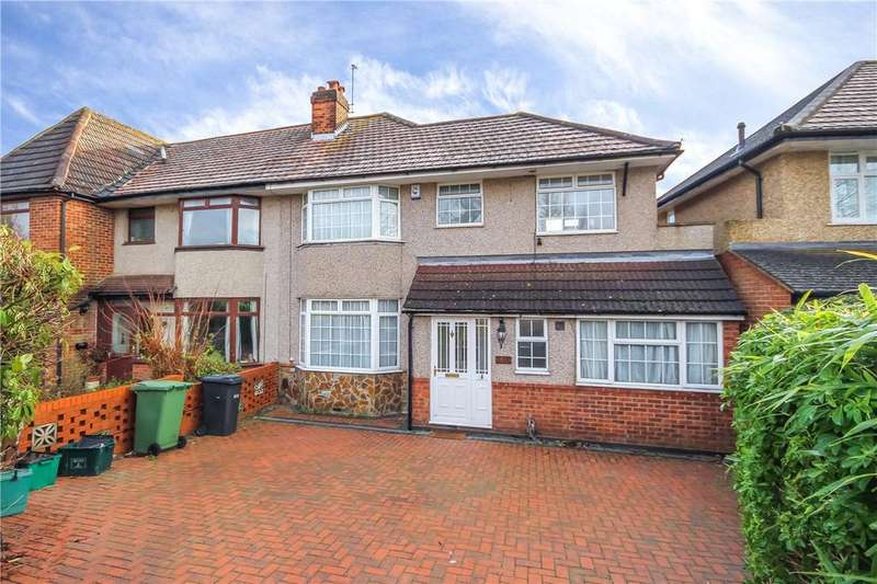 4 Bedrooms Semi Detached House for rent in Watford Road, St. Albans, Hertfordshire
