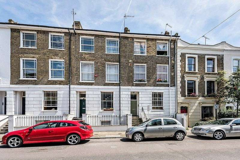3 Bedrooms Flat for sale in Healey Street, Camden, London, NW1
