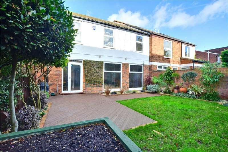 4 Bedrooms Terraced House for sale in Langton Way, Blackheath, London, SE3