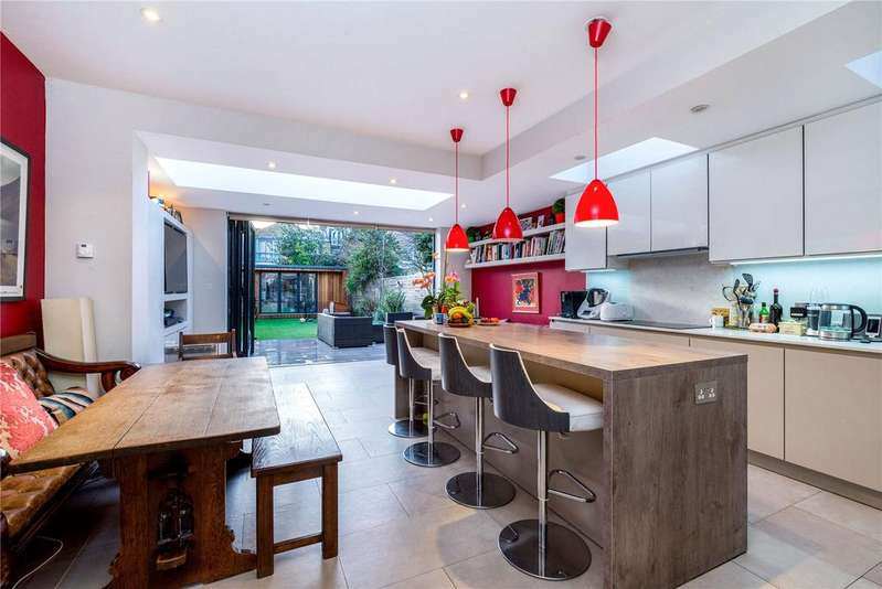 6 Bedrooms Terraced House for sale in Rocks Lane, Barnes, London, SW13