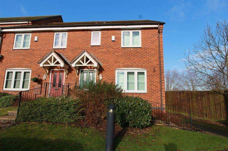 3 Bedrooms House for sale in Water Reed Grove, Walsall