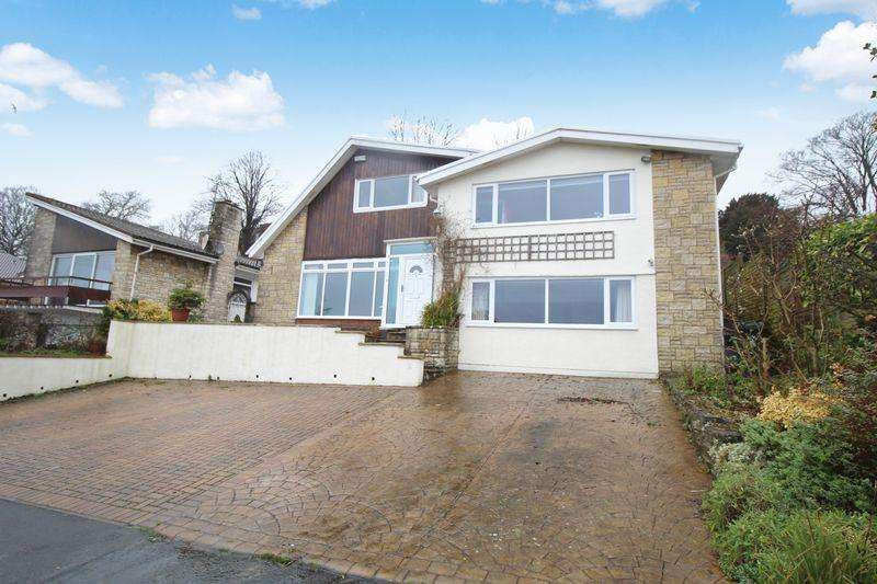 5 Bedrooms Detached House for sale in Highfield Gardens, Bassaleg, Newport