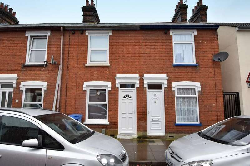 3 Bedrooms Terraced House for sale in Surrey Road, Ipswich, Suffolk, IP1 2LE