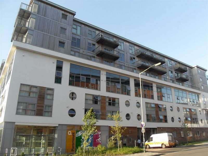 1 Bedroom Apartment Flat for sale in The Paramount, Beckhampton Street, Swindon, Wiltshire