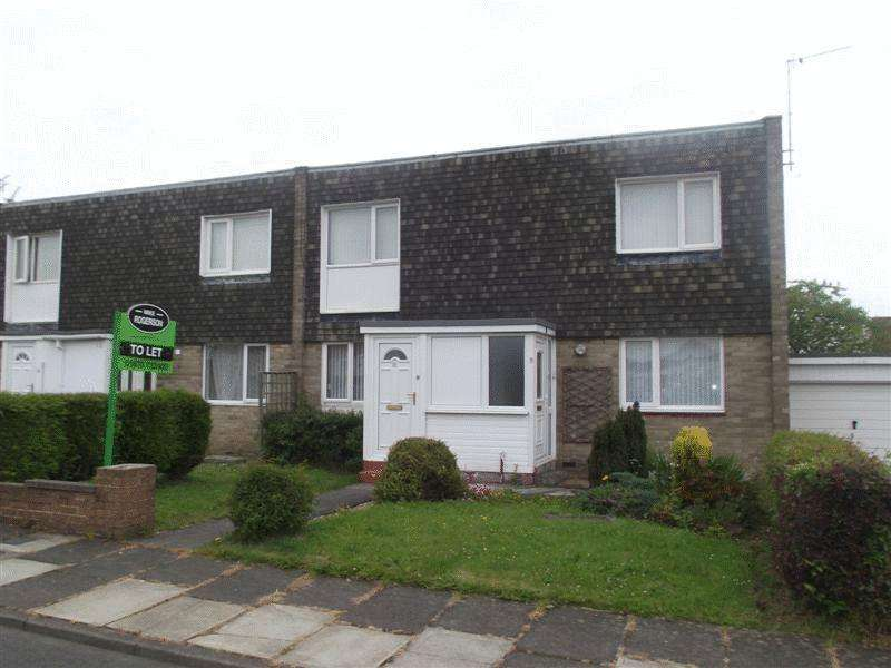 2 Bedrooms Ground Flat for sale in Dipton Grove, Cramlington