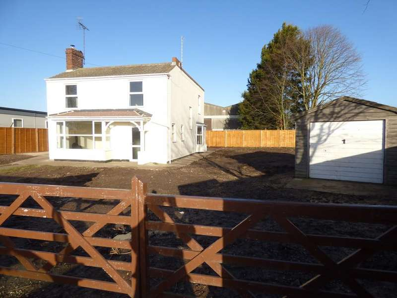 4 Bedrooms Detached House for sale in Holbeach