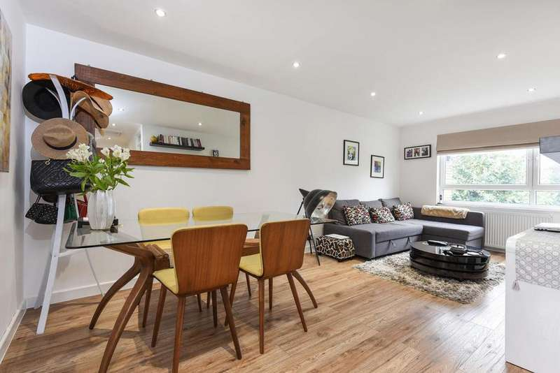 1 Bedroom Flat for sale in Bartholomew Close, Wandsworth
