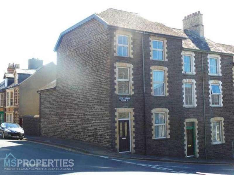 6 Bedrooms End Of Terrace House for sale in Vaenor Street, Aberystwyth, Ceredigion