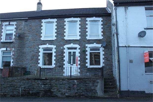 3 Bedrooms Terraced House for rent in Ynyshir Road, Ynyshir, Porth, Rhonnda Cynon Taff. CF39 0EL
