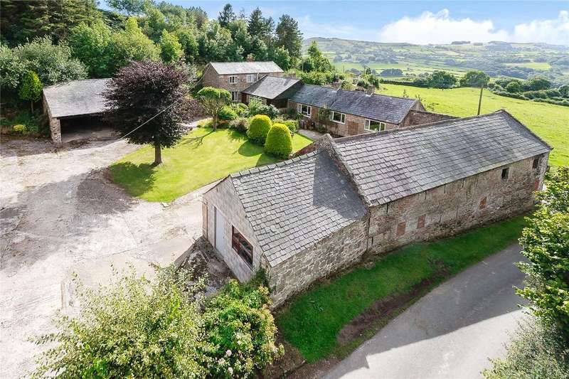4 Bedrooms Farm Commercial for sale in Llanfynydd, Wrexham