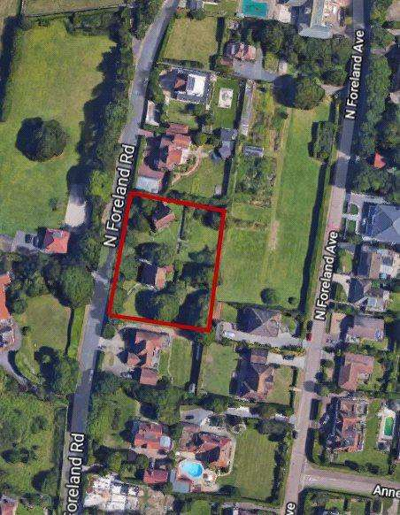 Plot Commercial for sale in North Foreland Road, Broadstairs, Kent