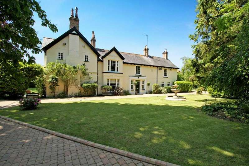 5 Bedrooms Detached House for sale in Cooks Lane, Great Coates, North East Lincolnshire, DN37