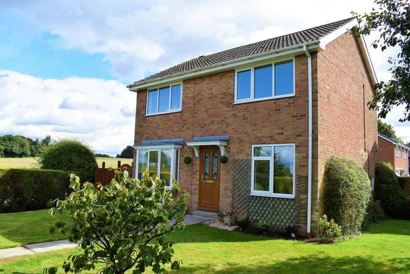 4 Bedrooms Detached House for sale in Wrawby Road, Brigg, North Lincolnshire, DN20