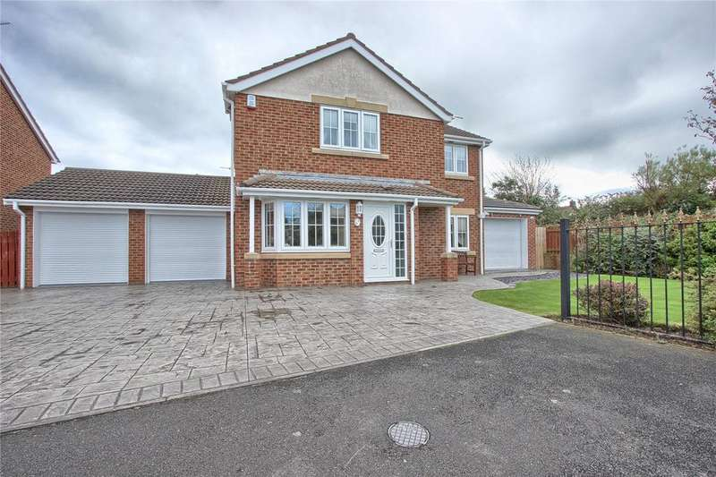 4 Bedrooms Detached House for sale in Saunton Avenue, Redcar