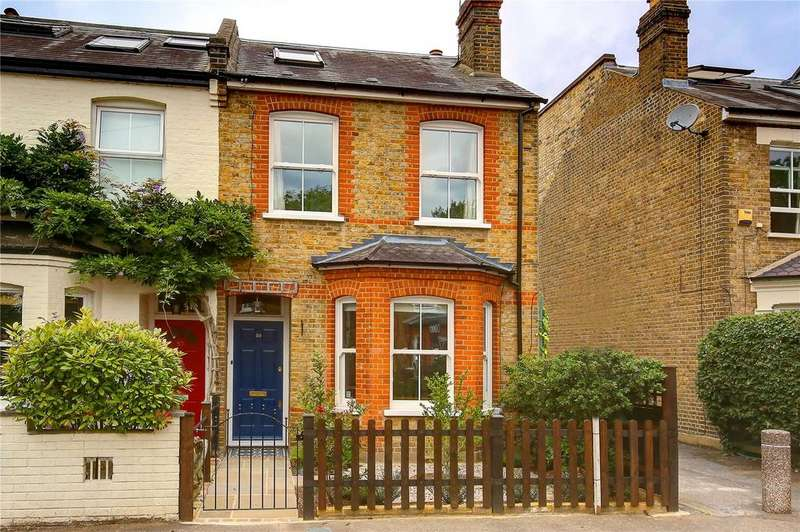 3 Bedrooms End Of Terrace House for rent in Arlington Road, Teddington, TW11