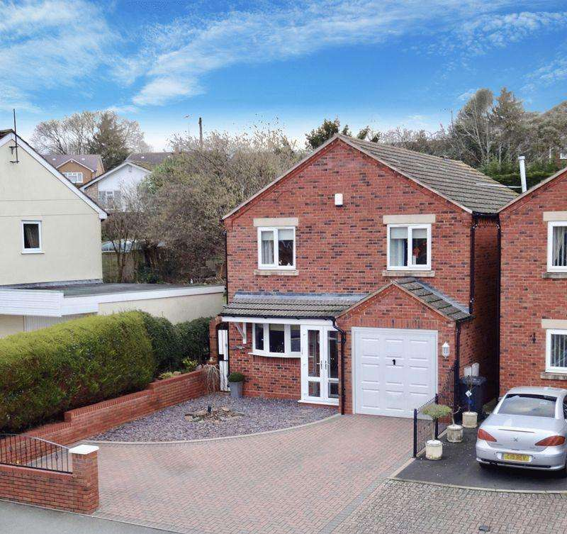 4 Bedrooms Detached House for sale in Areley Common, Stourport-On-Severn DY13 0LF