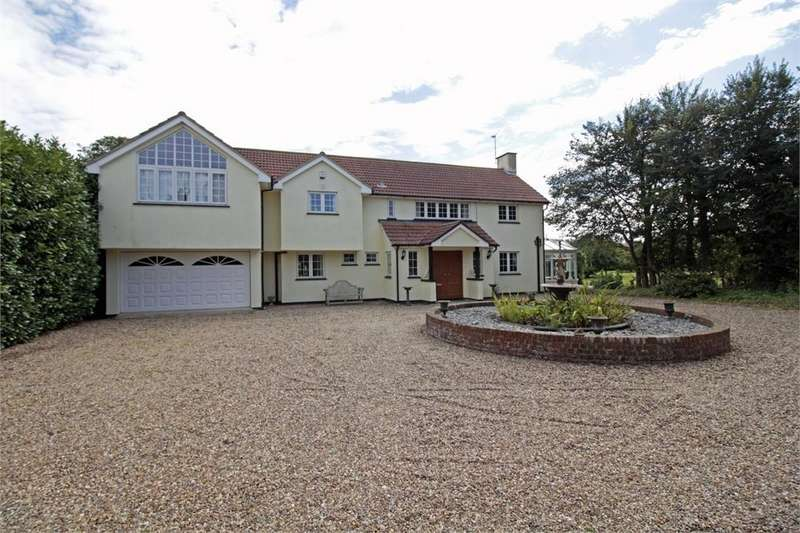 5 Bedrooms Detached House for sale in Moors Farm Chase, Little Totham, MALDON, Essex