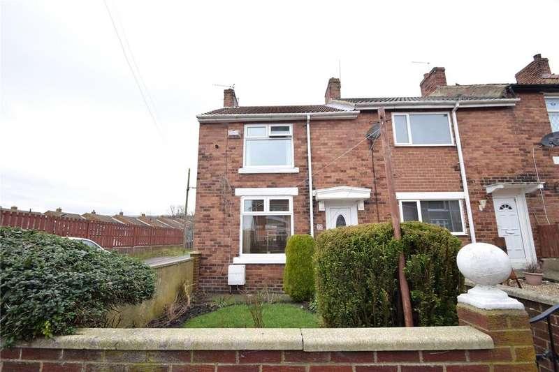 2 Bedrooms End Of Terrace House for sale in Harrogate Terrace, Murton, Seaham, Co. Durham, SR7