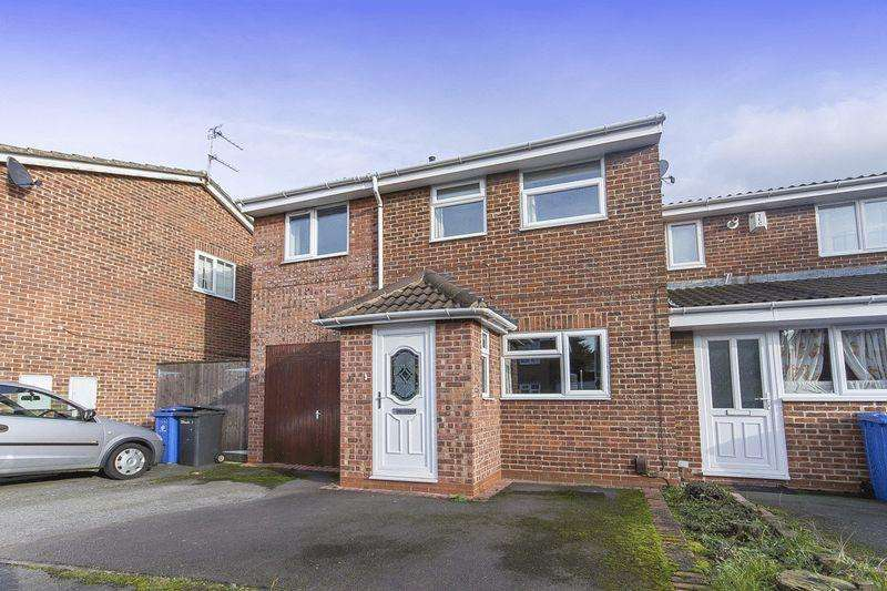 3 Bedrooms End Of Terrace House for sale in WAKAMI CRESCENT, CHELLASTON