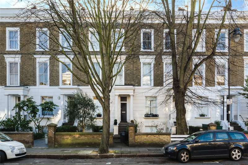 3 Bedrooms Maisonette Flat for sale in Elizabeth Avenue, London, N1