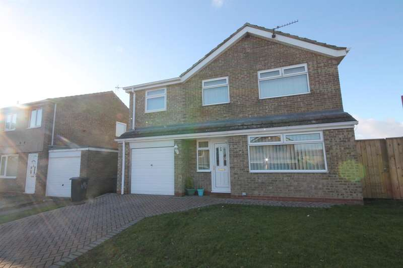 4 Bedrooms Detached House for sale in Horsley Grove, Bishop Auckland
