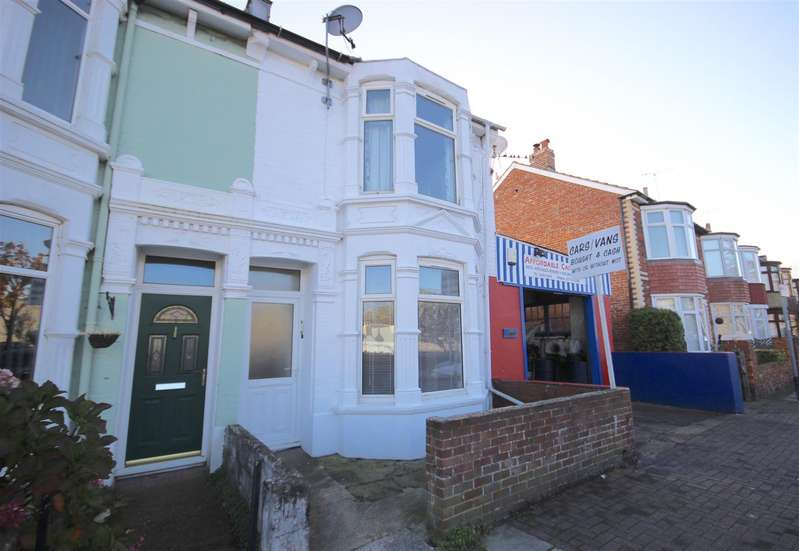 1 Bedroom Flat for rent in Milton Road, Portsmouth