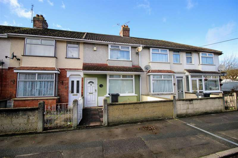 3 Bedrooms Terraced House for sale in Cobden Road, Swindon