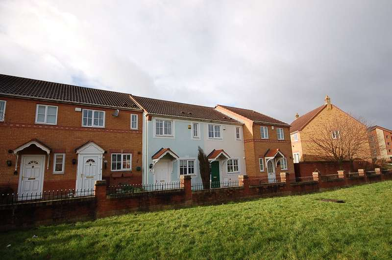 2 Bedrooms Terraced House for rent in 27 Farriers Green, Lawley Bank, Telford, Shropshire, TF4