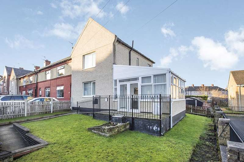 2 Bedrooms Terraced House for sale in Wheatley Lane, Halifax, HX3
