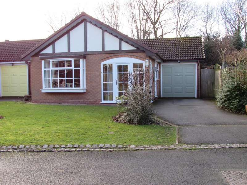 2 Bedrooms Detached Bungalow for sale in Chauson Grove, Solihull