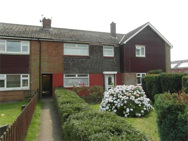 3 Bedrooms Terraced House for rent in Rochester Road, Birstall, Batley, West Yorkshire