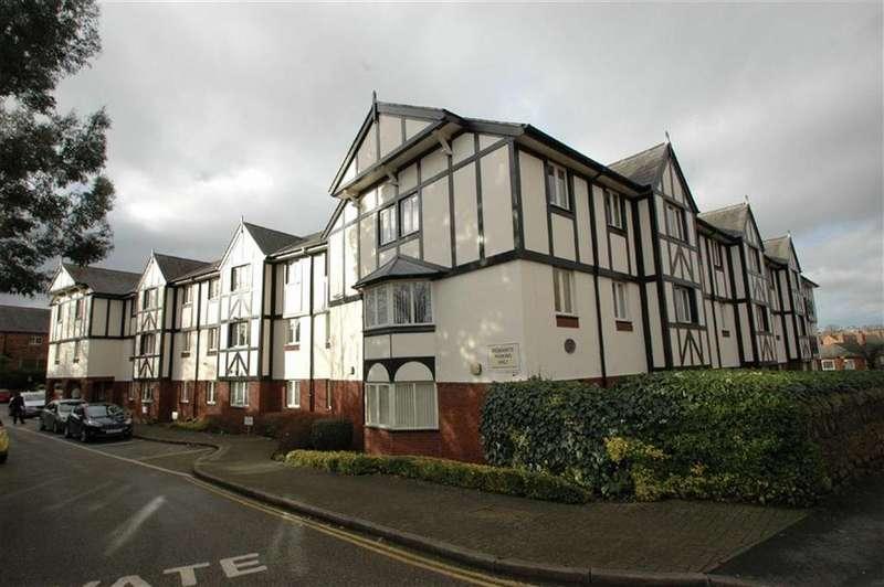 2 Bedrooms Retirement Property for sale in Queens Park House, Queens Park View, Handbridge, Chester