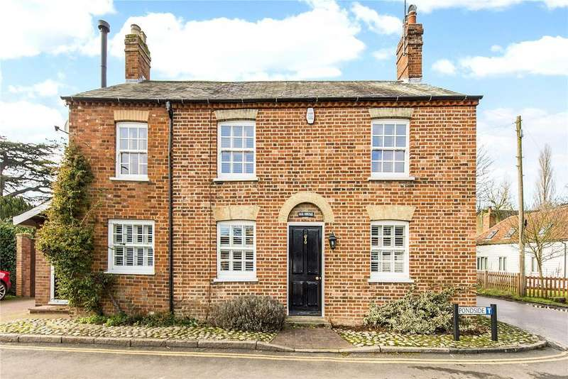 3 Bedrooms Detached House for sale in Oak Lane, Graveley, Hertfordshire, SG4