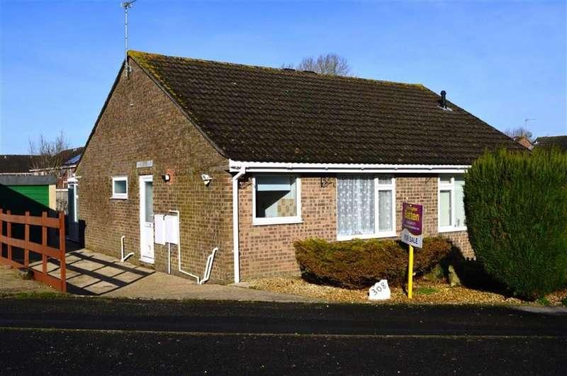 2 Bedrooms Semi Detached Bungalow for sale in Sopwith Crescent, Wimborne, Dorset