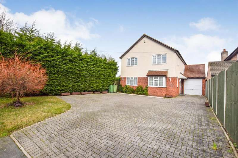 4 Bedrooms Detached House for sale in Nipsells Chase, Mayland,