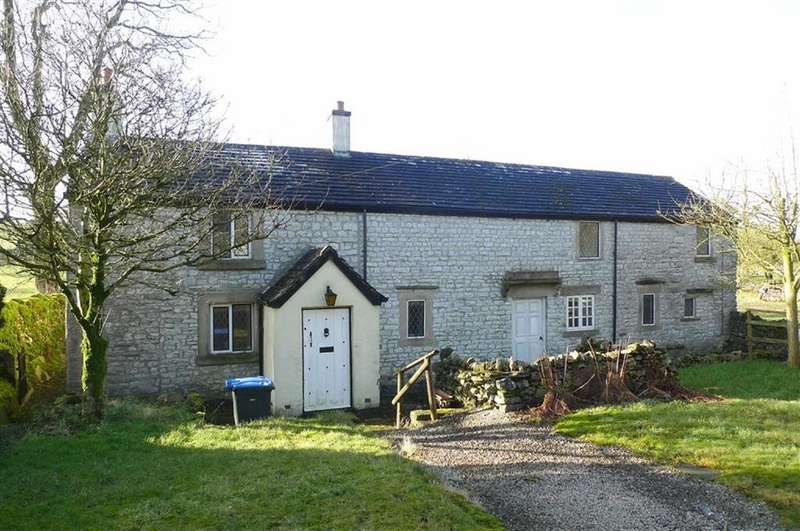 3 Bedrooms Cottage House for sale in Earl Sterndale, Nr Buxton, Derbyshire