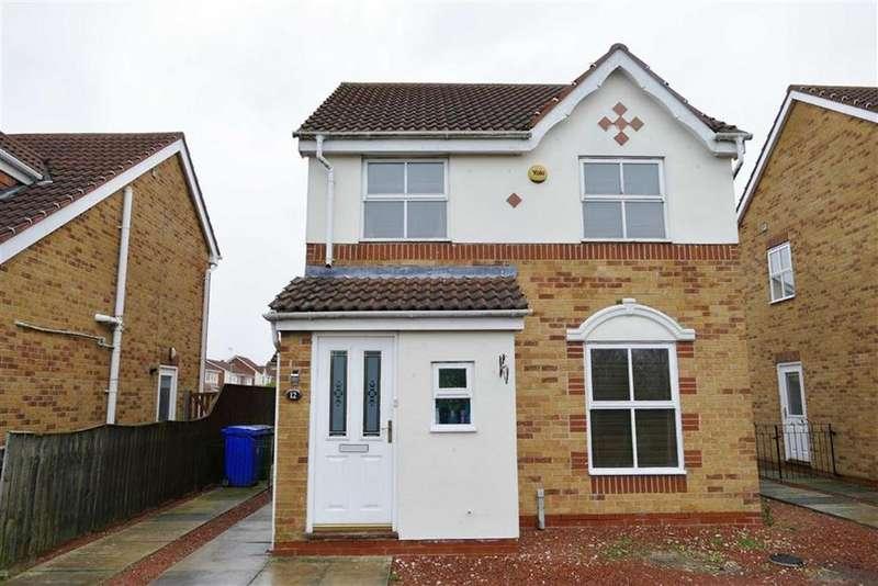 3 Bedrooms Detached House for sale in Dorrington Close, Pocklington
